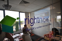 Rightmove meeting room