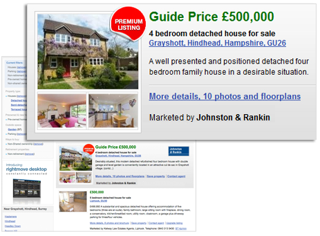 Rightmove Premium Listing