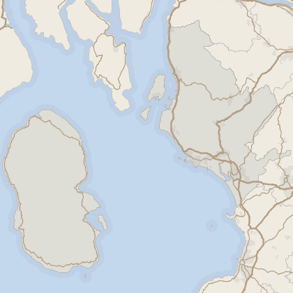 Map of property in North Ayrshire