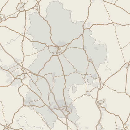 Map of property in Bedfordshire