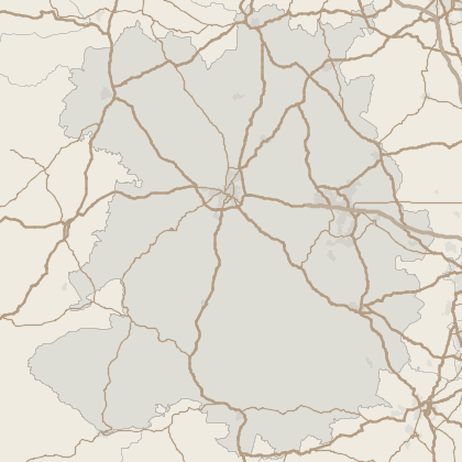 Map of house prices in Shropshire