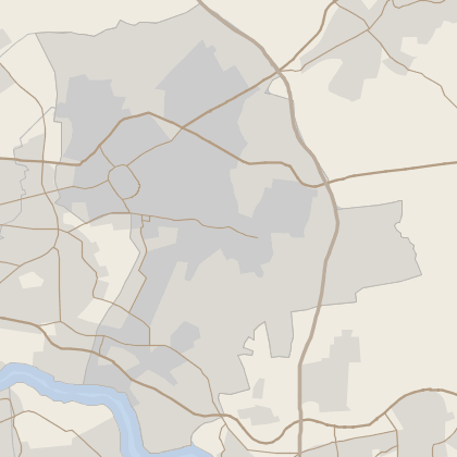 Map of house prices in Havering