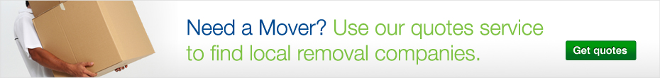 Quotes for removal companies banner