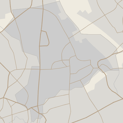 Map of house prices in Hackney