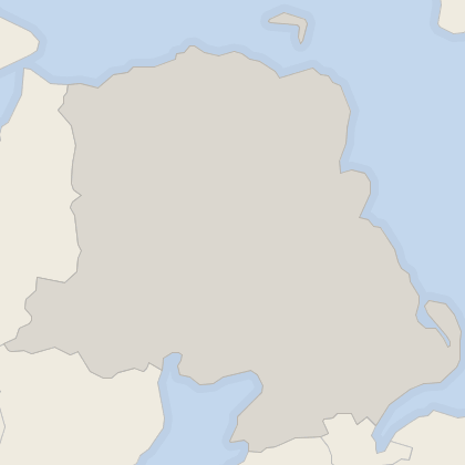 Map of property in North Eastern NI