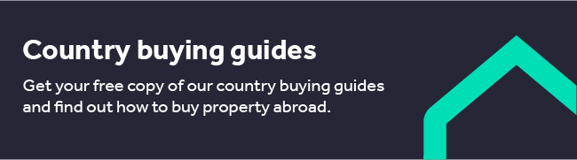 Get your free copy of our country buying guides and how to buy property abroad by Rightmove Overseas