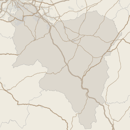 Map of property in South Lanarkshire
