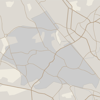 Map of house prices in Brent