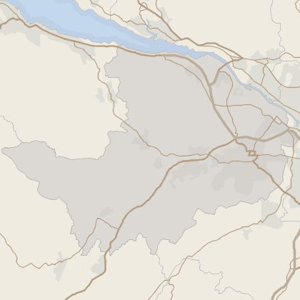 Map of property in Renfrewshire