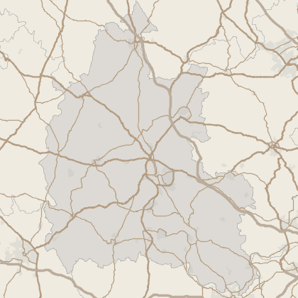 Map of property in Oxfordshire