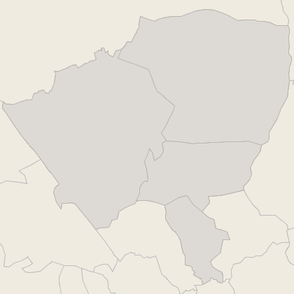 Map of property in North London