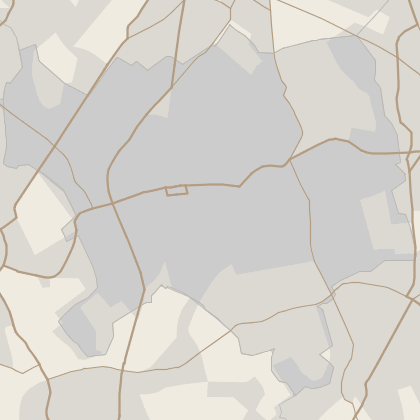 Map of house prices in Sutton