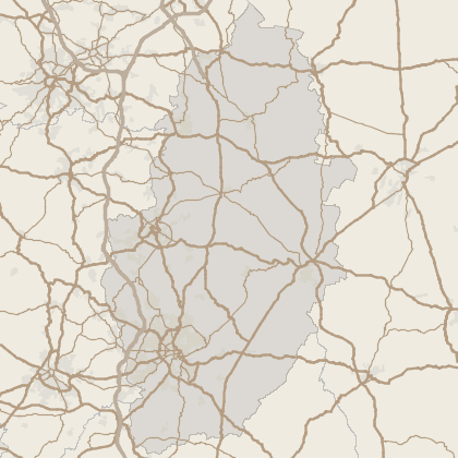 Map of property in Nottinghamshire