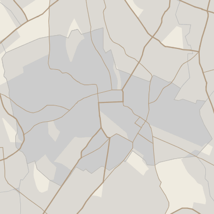 Map of property in Merton