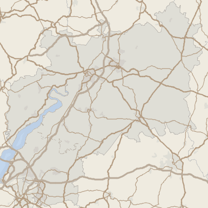 Map of property in Gloucestershire