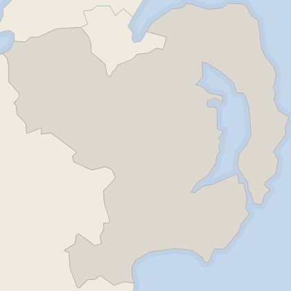 Map of property in South Eastern NI