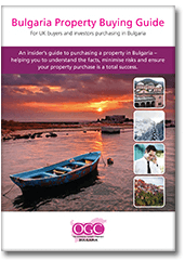 Advice on buying Bulgarian property