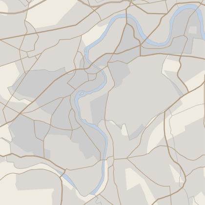 Map of property in Richmond Upon Thames