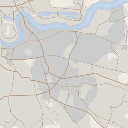 Map of house prices in Greenwich