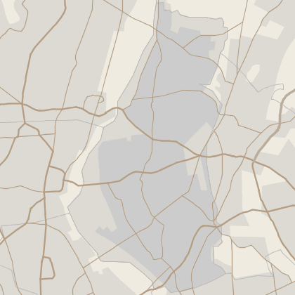 Map of house prices in Waltham Forest